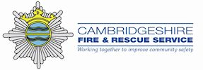 Cambridgeshire Fire & Rescue Logo